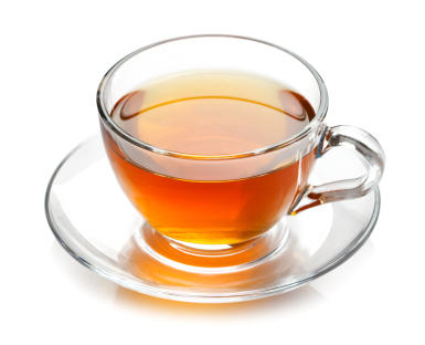 Drinking tea can provide dental benefits.